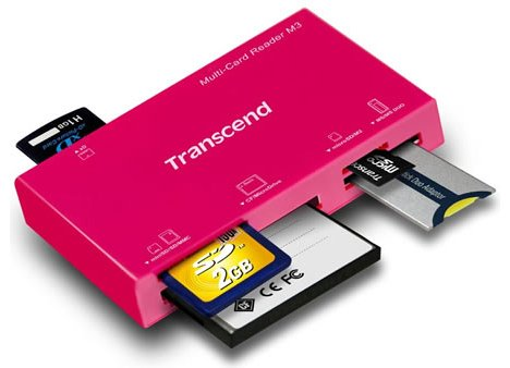 Transcend mikro hc like CD
