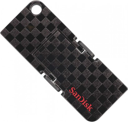 Флэш-карта SANDISK 4GB CZ53 CRUZER POP TRIBAL USB 2.0